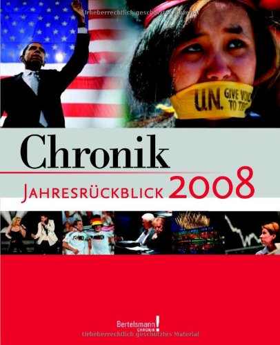 Chronik Jahresrückblick 2008