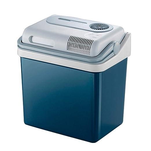 Nevera Portatil El Refrigerador Azul Del Coche 21L, Se Puede ...