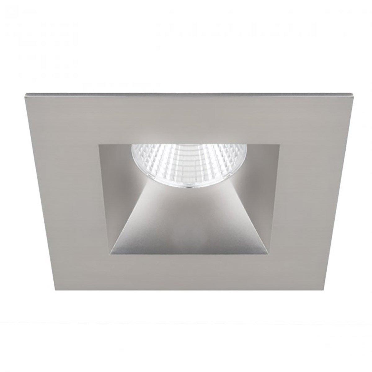 WAC Lighting R3BSD-F927-HZWT Oculux 3.5 LED Square Open Reflector Flood 2700K Trim Engine Haze White