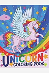 Unicorn Coloring Book: Coloring for children,tweens and teenagers,ages 7 and up.Core age 8-12 years old.Use:kids arts & crafts,travel activity,girls ... 11-14 year olds. (Silly Bear Coloring Books) Paperback