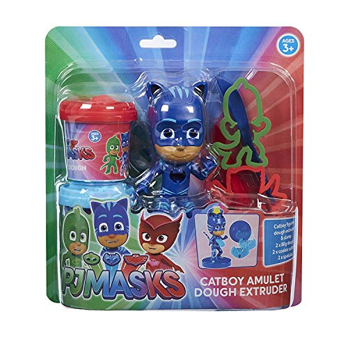 Entertainment One PJ Masks Dough Action Figure Maker Cat Boy Playset Works with Play -