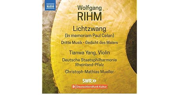 Gedicht Des Malers By Tianwa Yang On Amazon Music Amazoncom