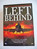 Left Behind: The DVD Collection (Includes Left Behind, The Movie; Tribulation Force; World at War)