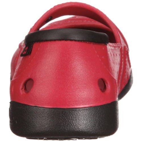 Rojo DUX para mujer Ballerina Lena chilli Chung 8909150 Shi Bailarinas R5q4xwzp