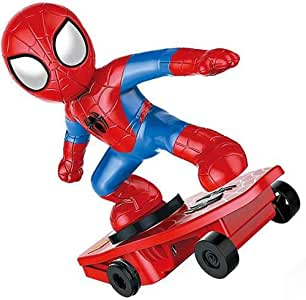 Children battery  toys car ture scooter spider man