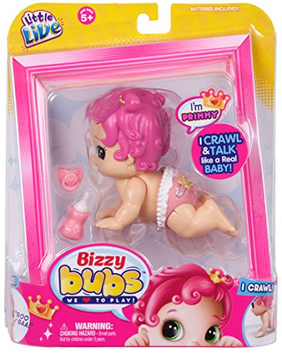 Bizzy Bugs - Little Live Bizzy Bubs Single Pack - Primmy
