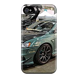 Mialisabblake Case Cover For Iphone 4/4s - Retailer Packaging Mitsubishi Evo Wedsport Protective Case