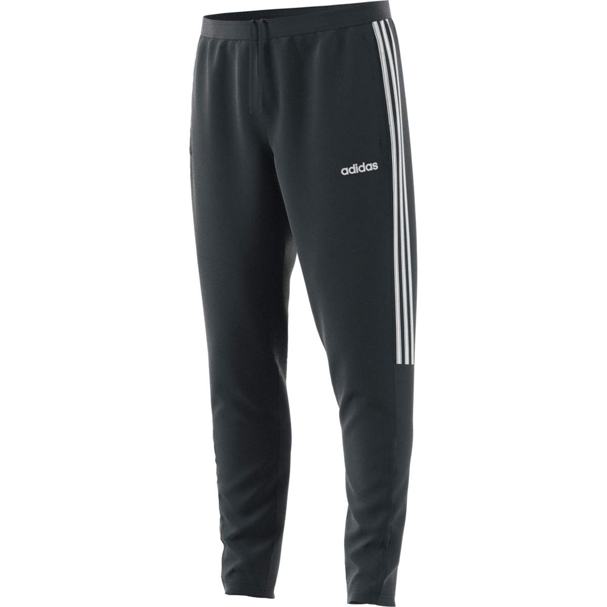 adidas Men's Sereno19 Training Pants, Dark Grey/White, Large by adidas