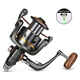 Cheap WATERFLY Fishing Spinning Reel, Lightweight Smooth Powerful Spinning Reel for Left & Right Hand Salt & Fresh Water Fishing