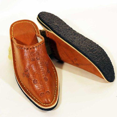 albena Marokko Galerie Unisex Marokkanische Schuhe Leder Pantoffel Alibaba Terra