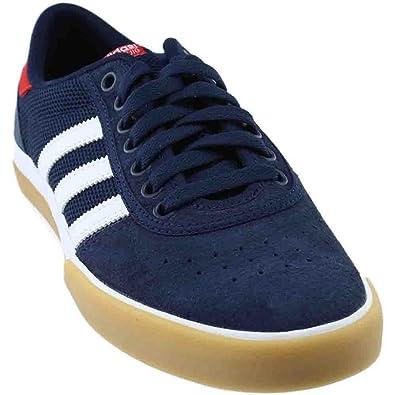 separation shoes 07c41 e12b5 adidas Lucas Premiere Shoe (8 D(M) US) BlueRed