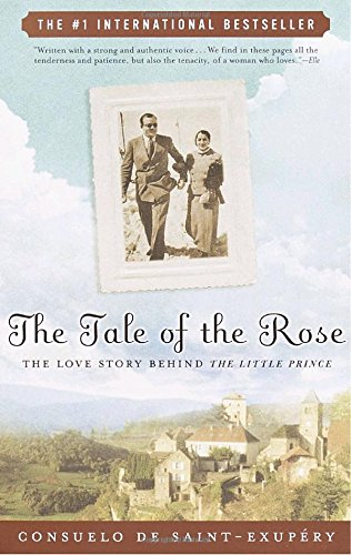 Book cover for The Tale of the Rose