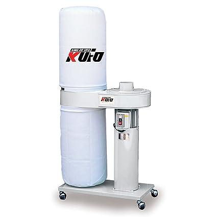 Kufo Seco UFO-90 1HP 696 CFM Vertical Bag Dust Collector