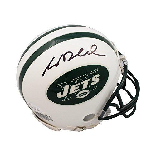 Sam Darnold Autographed New York Jets White Mini Helmet - JSA COA 91522f317