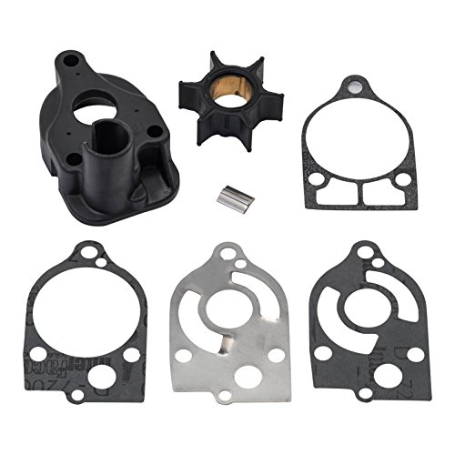 QuickSilver 60366Q1 Upper Water Pump Repair Kit - Older, 40 through 70 Horsepower Mercury and Mariner 2-Cycle Outboards