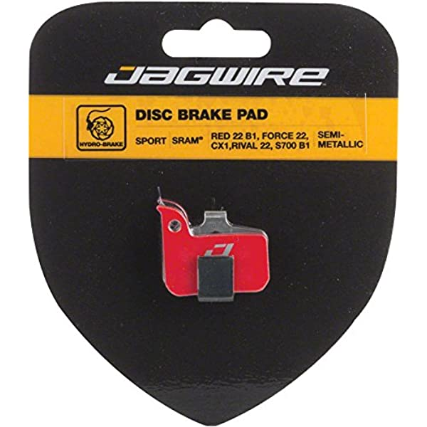 Force 22 Jagwire Pro Extreme Sintered Disque de frein pad pour SRAM Red 22 B1