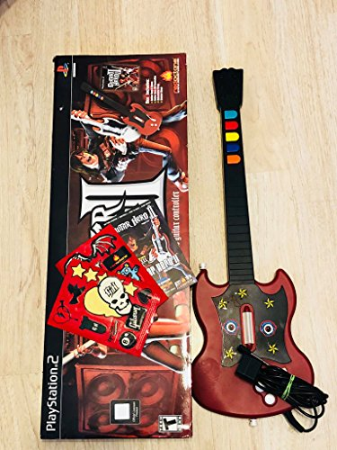 - Guitar Hero Wired Red OCtane PSLGH Guitar