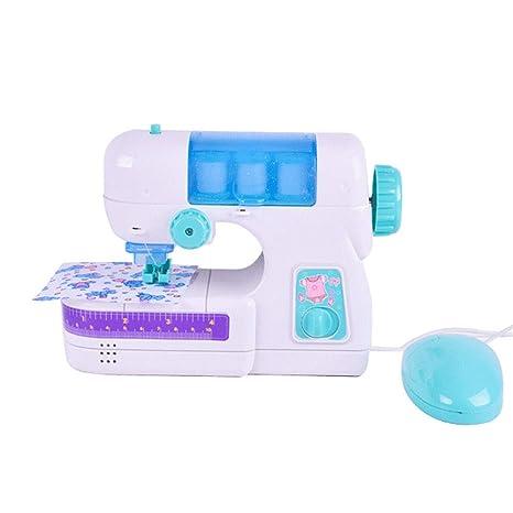 Sew Cool Sewing Studio - Juguetes para el Aprendizaje,Máquina de Coser Eléctrica Estudio Coser