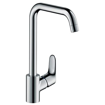 Tidsmæssigt hansgrohe Focus kitchen tap 260 with selectable swivel range BO-66