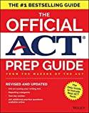 Books : The Official ACT Prep Guide, 2018: Official Practice Tests + 400 Bonus Questions Online