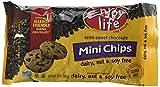 Enjoy Life Foods Semi-Sweet Chocolate Chips Gluten Free 10 Oz (Pack of 12)