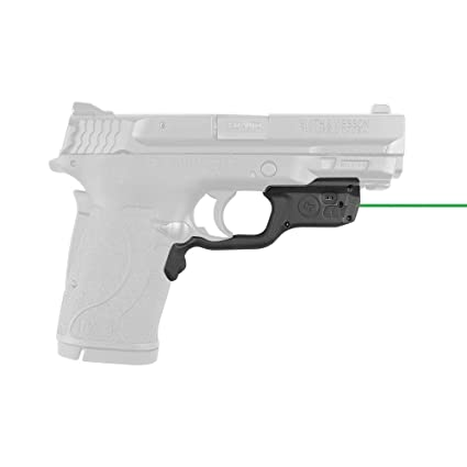 Amazon com : Crimson Trace Green Laser Sight for Smith
