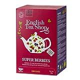 English Tea Shop - Super Berries - 20 Sachet Envelope - 30g