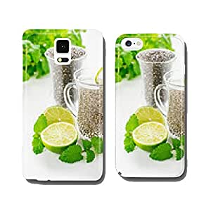 Chia seeds drink with water cell phone cover case iPhone6