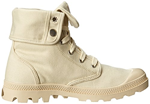 Baggy Canvas Boot Ecru Palladium Women's T5qEP