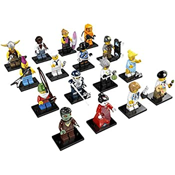 LEGO Minifigures Series 4 (One Random Pack)