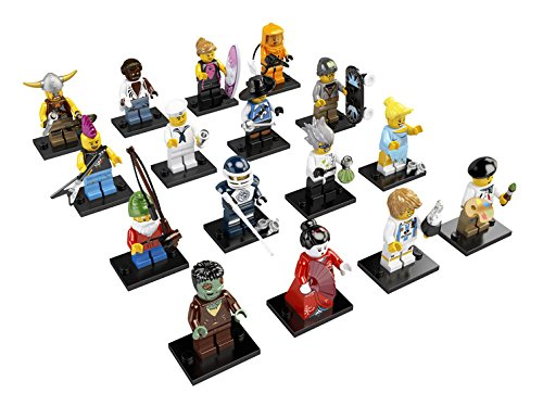 LEGO Minifigures Series 4 (One Random Pack)