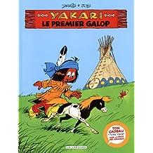 Yakari 16 : Le premier galop