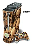 MightySkins Protective Skin Decal Wrap Cover for Xbox 360 Console + two Xbox 360 Controllers Sticker – Skull Pile Review