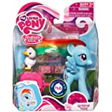 My Little Pony Figure Rainbow Dash with Suitcase
