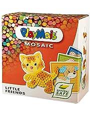 PlayMais 160182 Little Friends Mozaïek knutselset