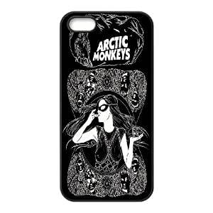 High quality Arctic Monkey logo, Rock band music,Arctic Monkey band protective case cover For Iphone 4 4S case cover QH596718614