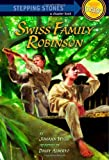 img - for Swiss Family Robinson (A Stepping Stone Book) book / textbook / text book