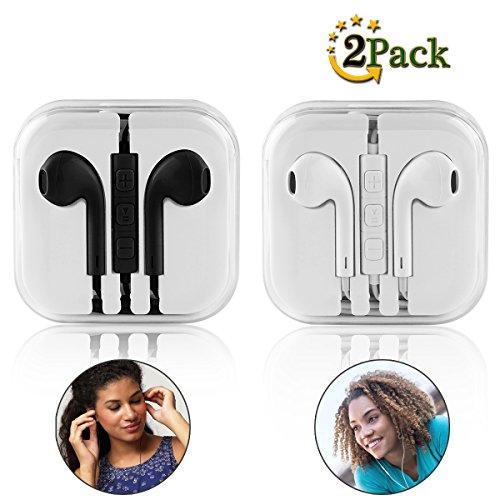 Earbuds,Headphones,Earphones,HaRuion In Ear Earbuds,Wired He