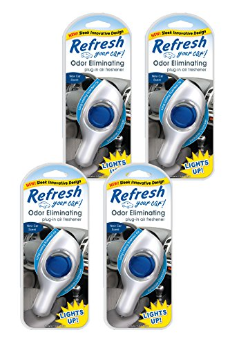 refresh car air freshener instructions
