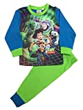 Disney Boys Toy Story Buzz Lightyear Long Pyjamas Size 18 Months to 5 Years (3-4 Years)