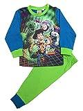 Disney Boys Toy Story Buzz Lightyear Long Pyjamas Size 18 Months to 5 Years (4-5 Years)