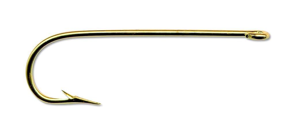 Mustad 3260B Classic Aberdeen Hook (10-Pack)