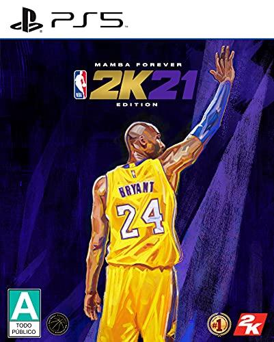 NBA 2K21 Mamba Forever Edition – PlayStation 5 Mamba Forever Edition