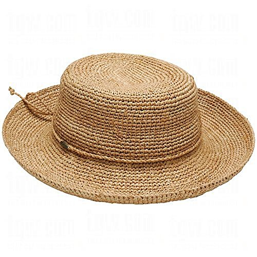 dorfman-pacific-ladies-scala-raffia-hats
