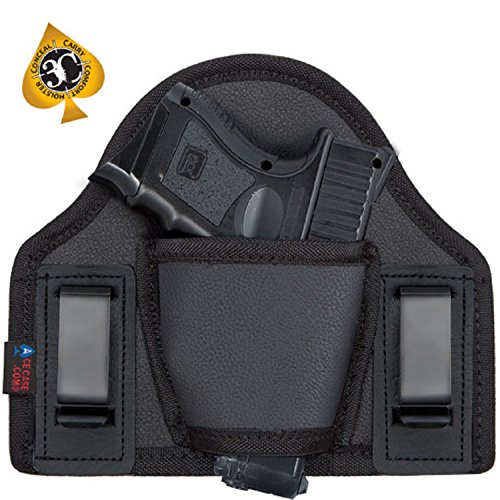 FITS SPRINGFIELD XD-9; XD-40; XD-45 - THE 3C FIT-ALL CONCEAL CARRY COMFORT IWB HOLSTER (SIZE LARGE) FROM ACE CASE100% MADE IN USA