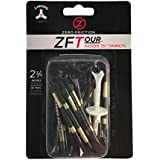 Zero Friction Tour 3-Prong Golf Tees