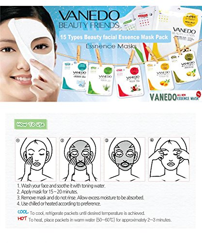 vanedo beauty friends mask