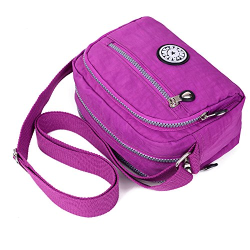 SY02 Navy SUNRAY Purple Borsa Messenger BUY 12 navy Uomo YCYpn