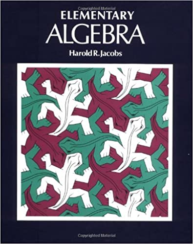 Elementary algebra harold r jacobs 9780716710479 amazon books elementary algebra 0th edition fandeluxe Images