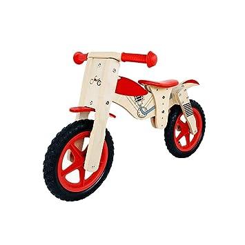 Mysida Kids Bikes Andador de Bicicleta de Madera para niños ...